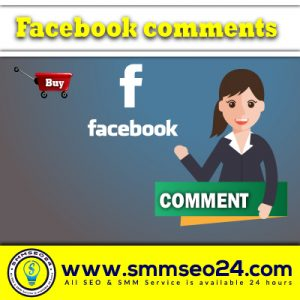 Buy Custom Facebook comments